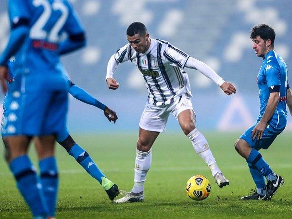 Juventus akan menjamu Napoli pada laga tunda tanggal 17 Maret.