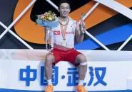 Kento Momota Masuk Nominasi Laureus World Sports Awards