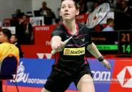 Kirsty Gilmour Comeback di Turnamen Swiss Open 2021