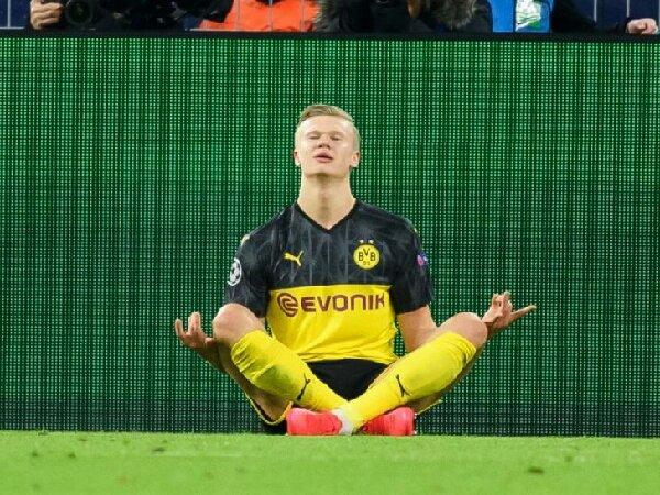Michael Zorc pastikan Erling Haaland akan bertahan di Borussia Dortmund musim panas depan