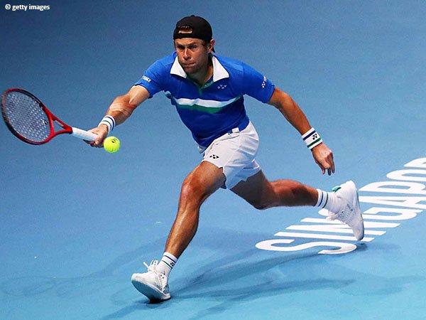 Radu Albot lolos ke semifinal Singapore Tennis Open 2021
