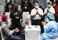 Wapres Ma'ruf Amin Ungkap Pentingnya Vaksinasi untuk Atlet
