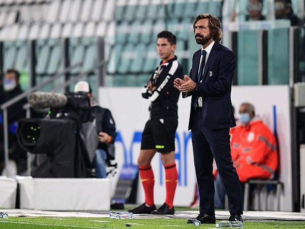 Andrea Pirlo jamin Juventus belum menyerah kejar Scudetto.