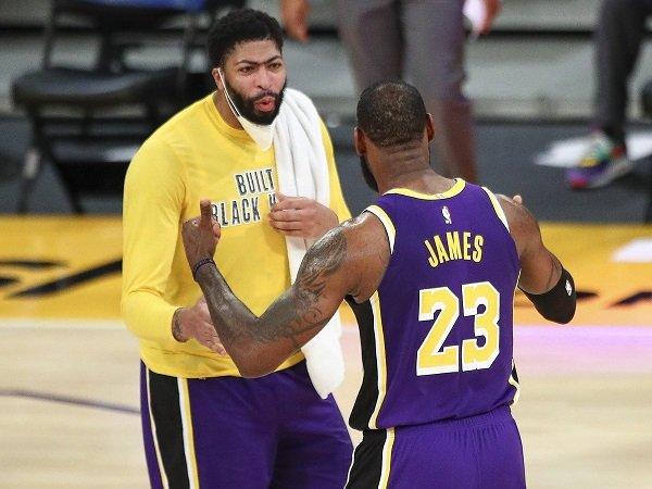 Anthony Davis sebut LeBron James lebih pentingkan gelar juara daripada MVP.