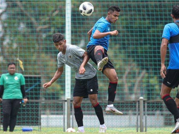 Internal game timnas Indonesia U-23