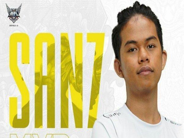 Tanpa Antimage, Sanz Sebut ONIC Esports Sekarang Lebih Baik