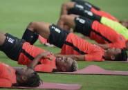 Tim Pelatih Borneo FC Fokus Pada Penguatan Otot Pemain