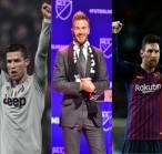 Ambisius! David Beckham Ingin Duetkan Messi dan Ronaldo di Inter Miami