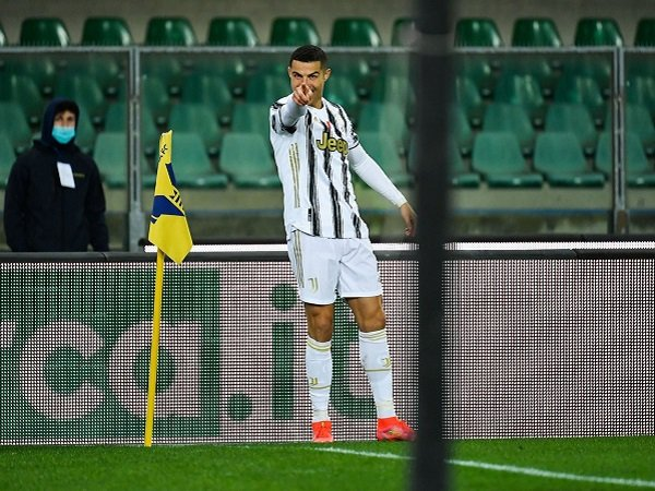 Cristiano Ronaldo tidak mampu memperbaiki performa Juventus.