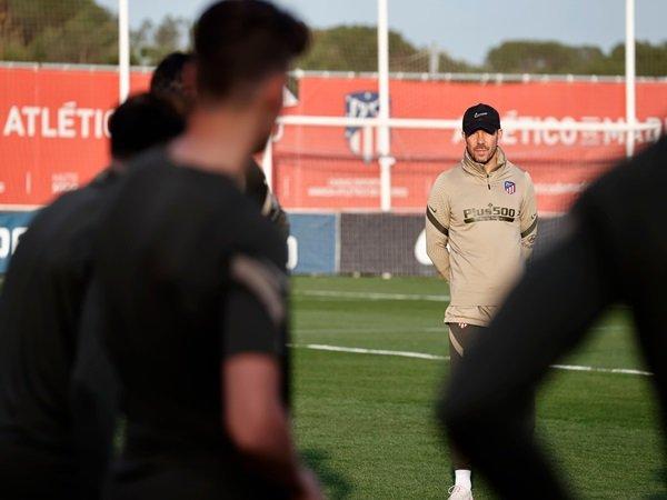Atletico Madrid tanpa tiga pemain kunci vs Villarreal
