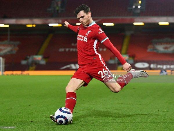 Andy Robertson pertandingan hadapi Sheffield tidak akan berjalan dengan mudah