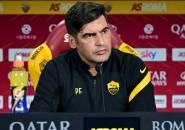 Jelang Laga AS Roma Kontra AC Milan, Paulo Fonseca Puji Milan