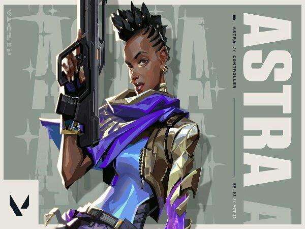 Mengenal Astra, Agen Controller Terbaru di Game VALORANT