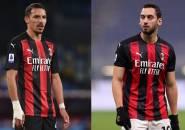 Milan Kehilangan Kecerdasan Bennacer dan Calhanoglu, Pioli Dilema