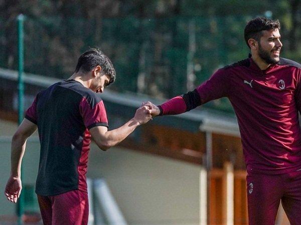 Pioli umumkan 23 pemain Milan untuk duel melawan Roma