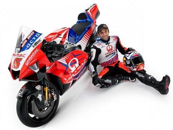 Pramac Ducati yakin Johann Zarco bisa lebih kompetitif di tahun 2021.