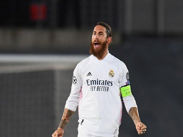 Sergio Ramos / via Getty Images