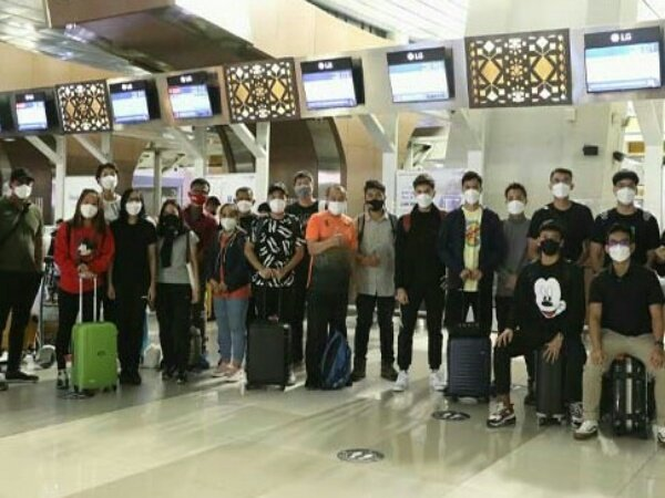 Skuad Indonesia Terbang ke Swiss Open 2021