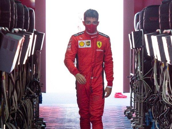 Charles Leclerc tak gentar hadapi semua rival pada musim 2021.
