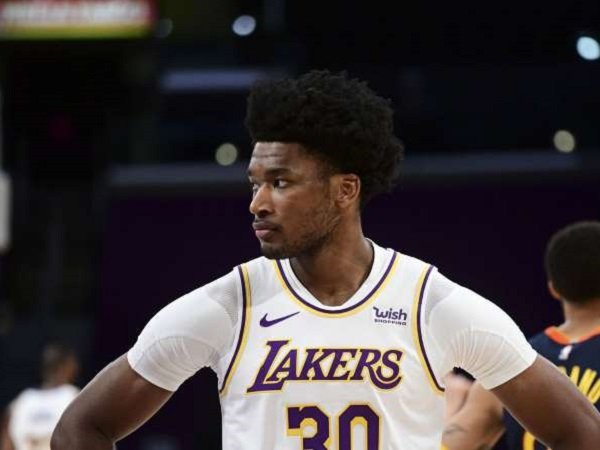 Pemain rekrutan anyar Los Angeles Lakers, Damian Jones. (Images: Getty)