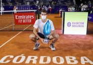 Debut Di Turnamen ATP, Juan Manuel Cerundolo Sabet Gelar Cordoba Open