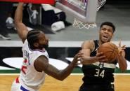 Giannis Antetokounmpo Bawa Milwaukee Bucks Tumbangkan L.A Clippers