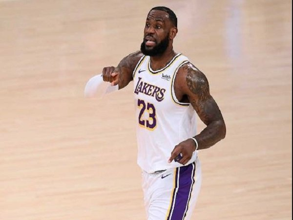 Bintang Los Angeles Lakers, LeBron James. (Images: Getty)