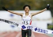 Kengo Suzuki Cetak Rekor Baru di Lake Biwa Mainichi Marathon