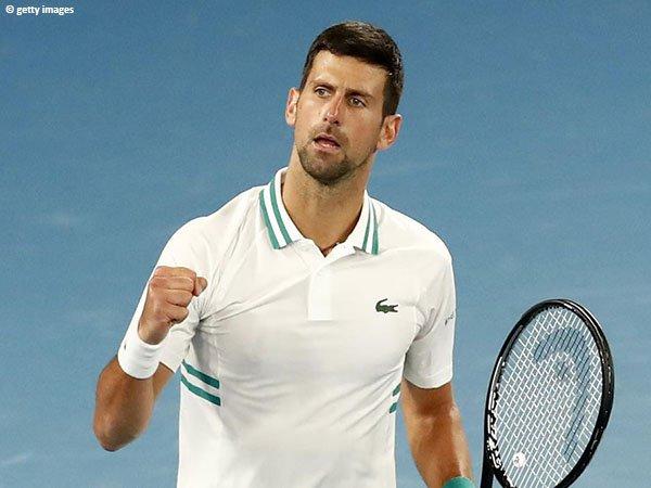 Novak Djokovic habiskan 310 pekan sebagai petenis peringkat 1 dunia
