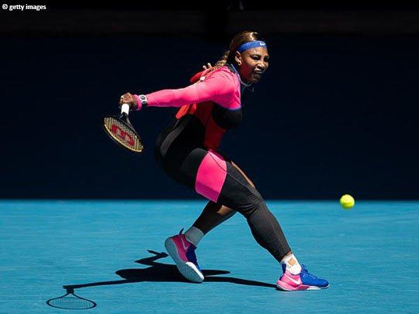 Serena Williams masih belum perlihatkan tanda-tanda akan pensiun dari dunia tenis