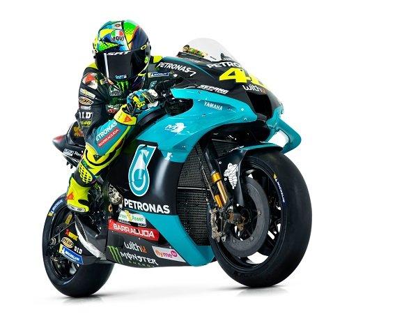 Valentino Rossi tak sabar hadapi tantangan baru bersama Petronas Yamaha.