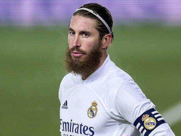 Bek Real Madrid, Sergio Ramos. (Images: Getty)