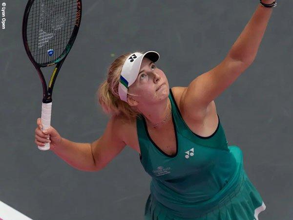 Clara Tauson lolos ke babak kedua Lyon Open 2021