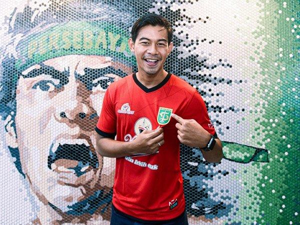 Satria Tama resmi gabung Persebaya Surabaya