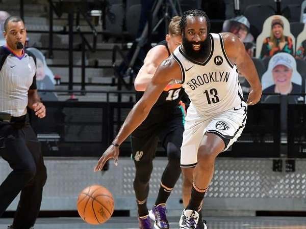 Bintang andalan Brooklyn Nets, James Harden. (Images: Getty)