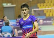 Justin Hoh, Talenta Muda Terbaik Asia Asal Malaysia