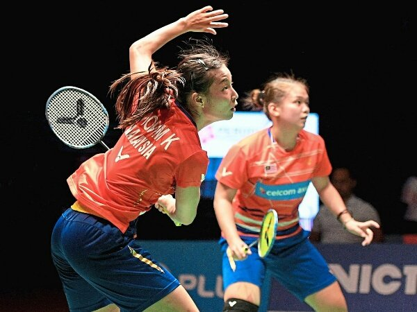 Mei Kuan dan Meng Yean Yakin Sabet Gelar Swiss Open 2021
