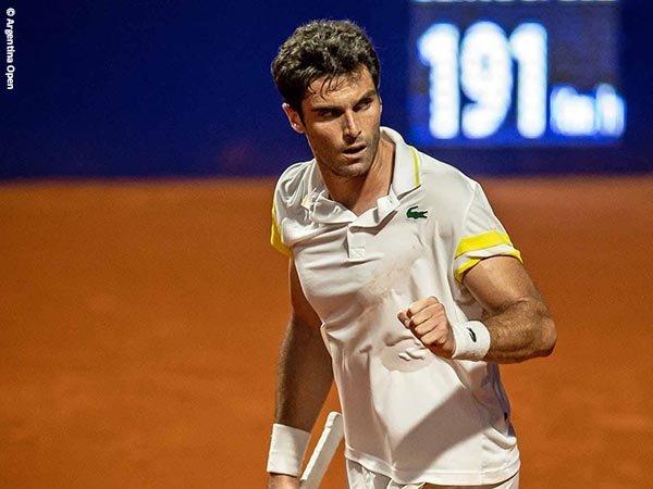 Pablo Andujar melaju ke babak kedua Argentina Open 2021