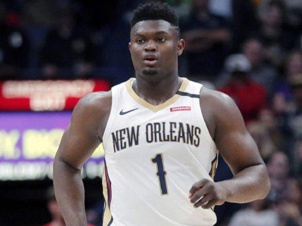 Steven Adams puji pemain muda New Orleans Pelicans, Zion Williamson