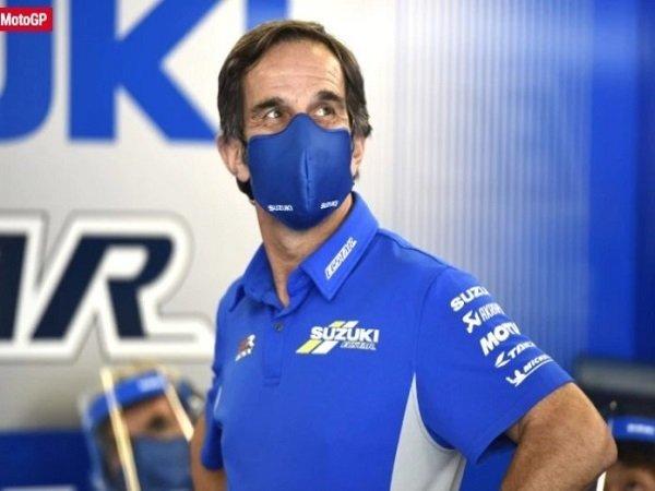 Davide Brivio sudah lama bermimpi bisa gabung tim balap mobil F1.