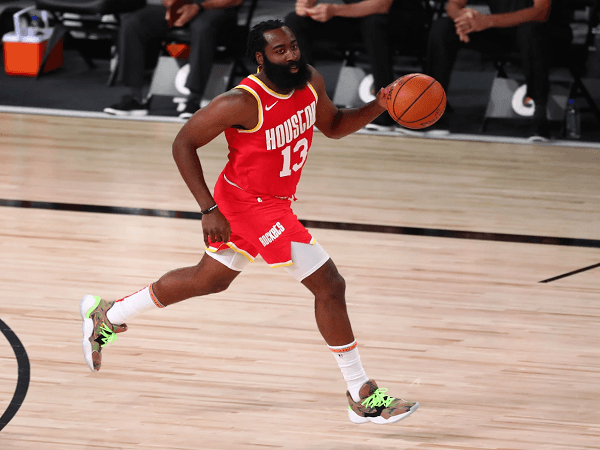 Houston Rockets bakal pensiunkan nomor 13 yang jadi ciri khas James Harden.