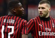 Ibrahimovic dan Calhanoglu Cedera, Milan Bakal Andalkan Rebic dan Leao