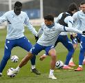 Jelang Kontra Liverpool, Thiago Silva Tampak Sudah Kembali Berlatih Penuh