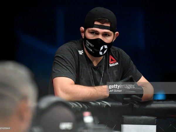 Khabib Nurmagomedov ungkap alasannya pensiun dari UFC