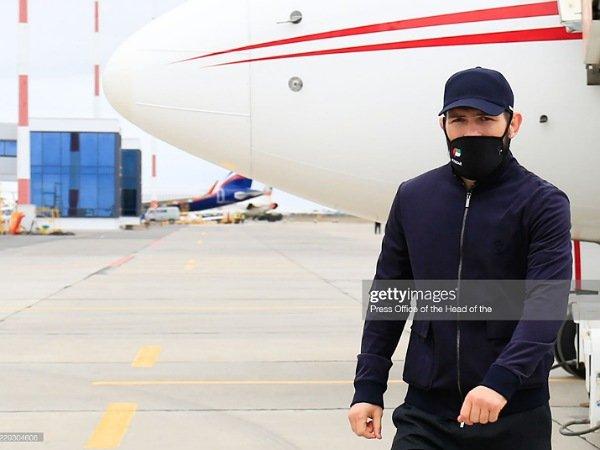 Khabib Nurmagomedov tak miliki niat menjadi pelatih seperti ayahnya