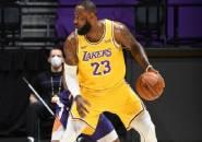 LeBron James Gemilang, Lakers Tak Mampu Meredam Suns