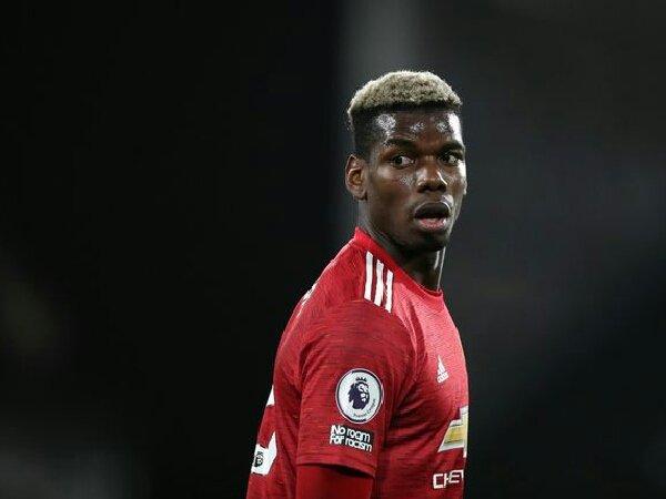 Paul Pogba buka peluang negosiasi kontrak baru dengan MU