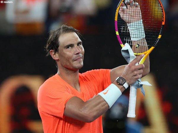 Rafael Nadal mengalami rasa sakit dalam beberapa musim terakhir