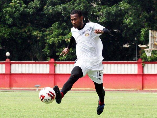 Kapten Bhayangkara Solo FC, Ruben Sanadi