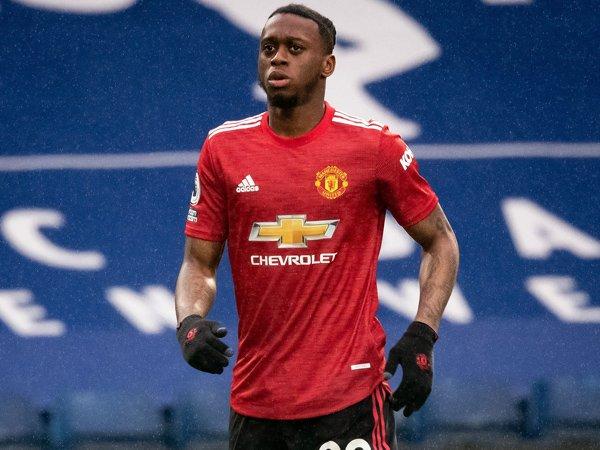 Bek Manchester United, Aaron Wan-Bissaka.